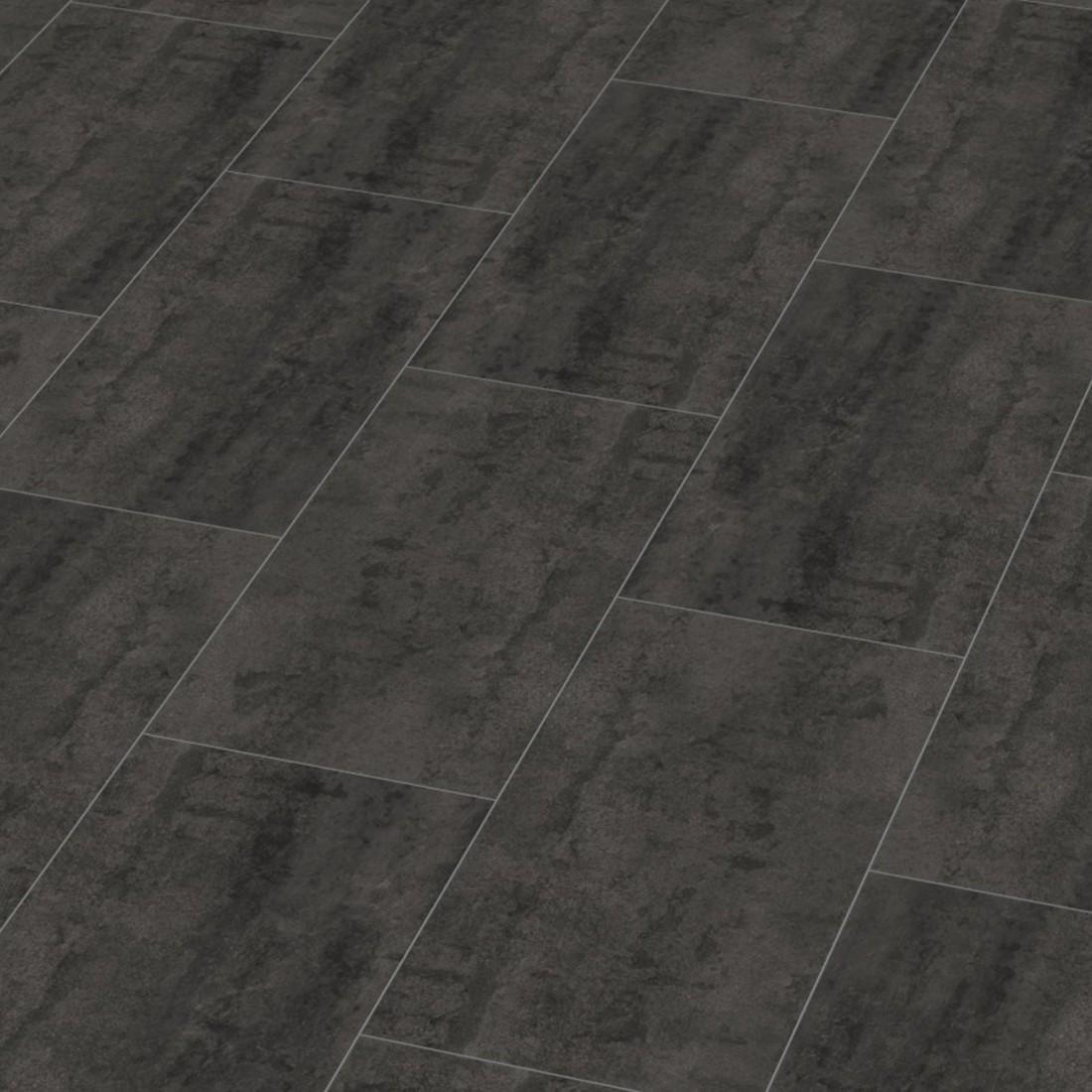 kronotex laminat mega d2869 dekor senia fliesenoptik inkl leisten und d mmung ebay. Black Bedroom Furniture Sets. Home Design Ideas