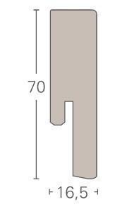 parador sockelleiste sl 18 eiche alt ge lt dekor sockelleisten parador sockelleisten parador sl 18. Black Bedroom Furniture Sets. Home Design Ideas