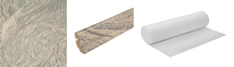 elesgo laminat juparana superglanz hochglanz sockelleisten trittschall ebay. Black Bedroom Furniture Sets. Home Design Ideas